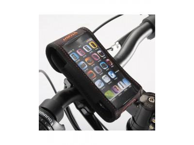 Велосумка на руль Ibera IB-PB6 для телефона, черный (SAI029)